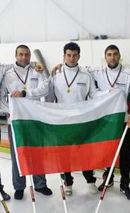 Curling Club Levski is the champion this year!
