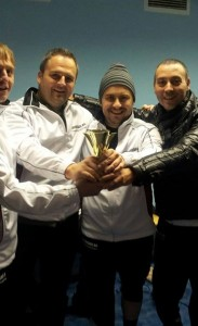 Bulgarian Cup 2013 winner is… Curling Club Mania!