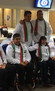 Квалификация за Световно Първенство за Хора с увреждания 2014