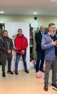 """Българският Кърлинг желае успех на """"Лозана 2020"""""""